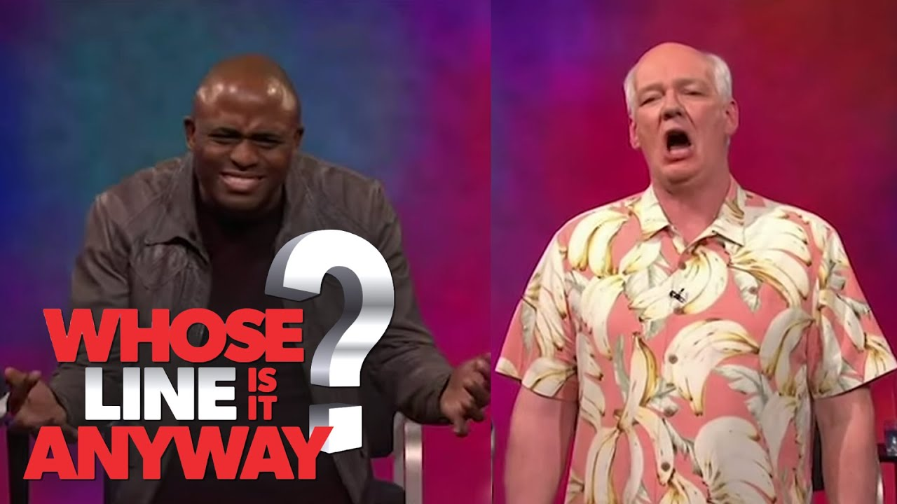 Scenes From A Hat: Strange Things To Shout Out During Sex | Whose Line Is It Anyway?