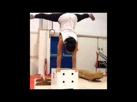 Nathalie Layton - McIntosh Chrome Pole Dancing / Aerial / Ac