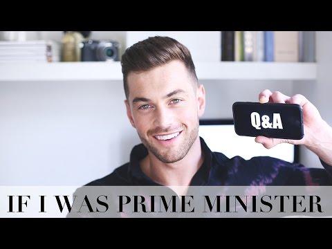 IF I WAS PRIME MINISTER | Q&A - ALI GORDON
