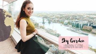 Best FREE View Of London! | Sky Garden, 20 Fenchurch Street