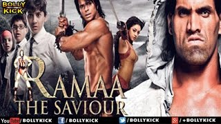 Ramaa The Saviour - Khali | Hindi full Movies | Tanushree Dutta | Great Khali | Sahil Khan
