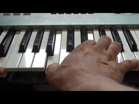 How to play Hey You by Pink Floyd on piano