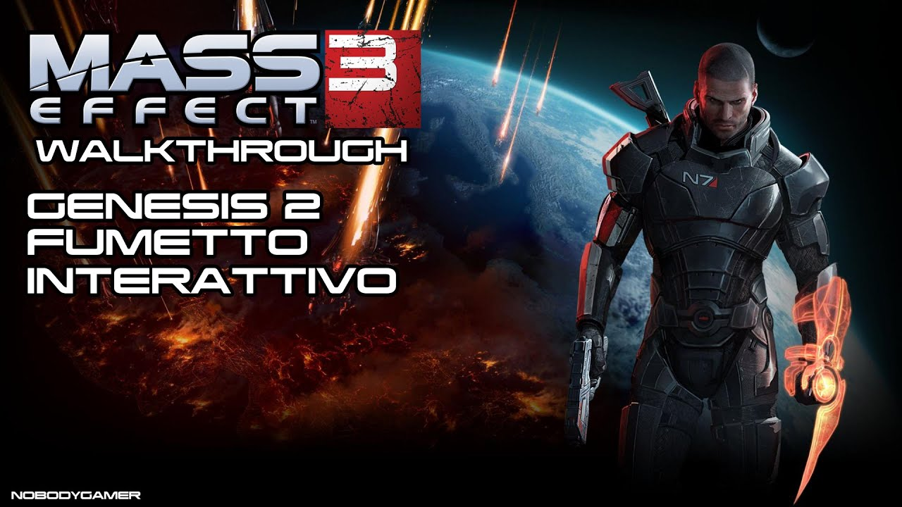 mass effect 2 genesis download pc