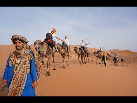 VLOG Sahara - Merzouga, Maroc