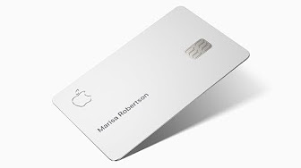 Apple Card Youtube