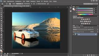 Как в фотошопе сделать размытый фон(В данном видео я вам покажу как сделать размытый фон!, 2015-02-12T11:00:28.000Z)