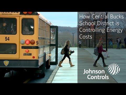 How Central Bucks School District Controls Energy Use | Johnson Controls