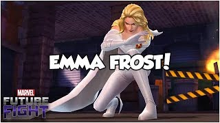 EMMA FROST! (Is She Worth It?) - Marvel Future Fight
