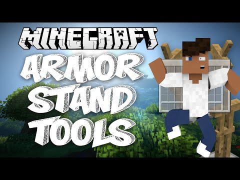 Armor Stand Tools Plugin | Minecraft