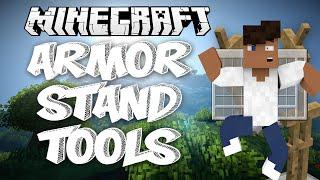 Armor Stand Tools Plugin | Minecraft