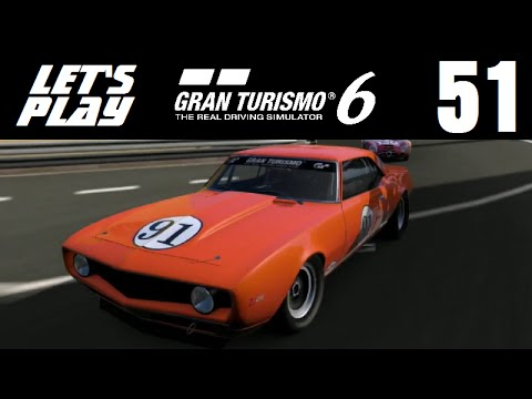 Let's Play Gran Turismo 6 - Part 51 - Historic Racing Car Cup
