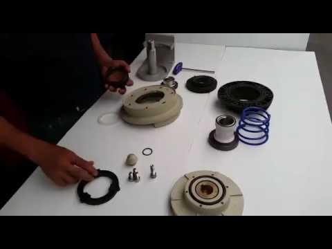 Diseño de Bomba Centrífuga Munsch