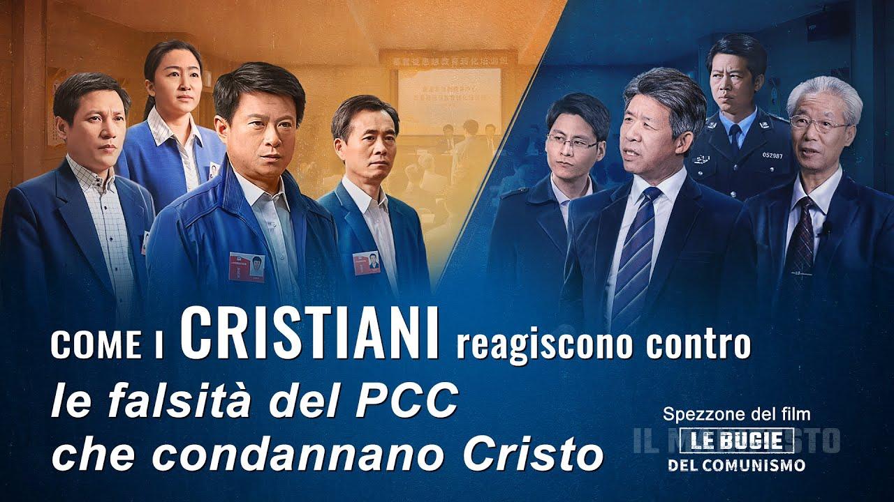 """Film cristiano """"Le bugie del comunismo"""" (Spezzone 4/6)"""