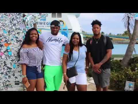 Family Mini Vacation - Destination Bahamas