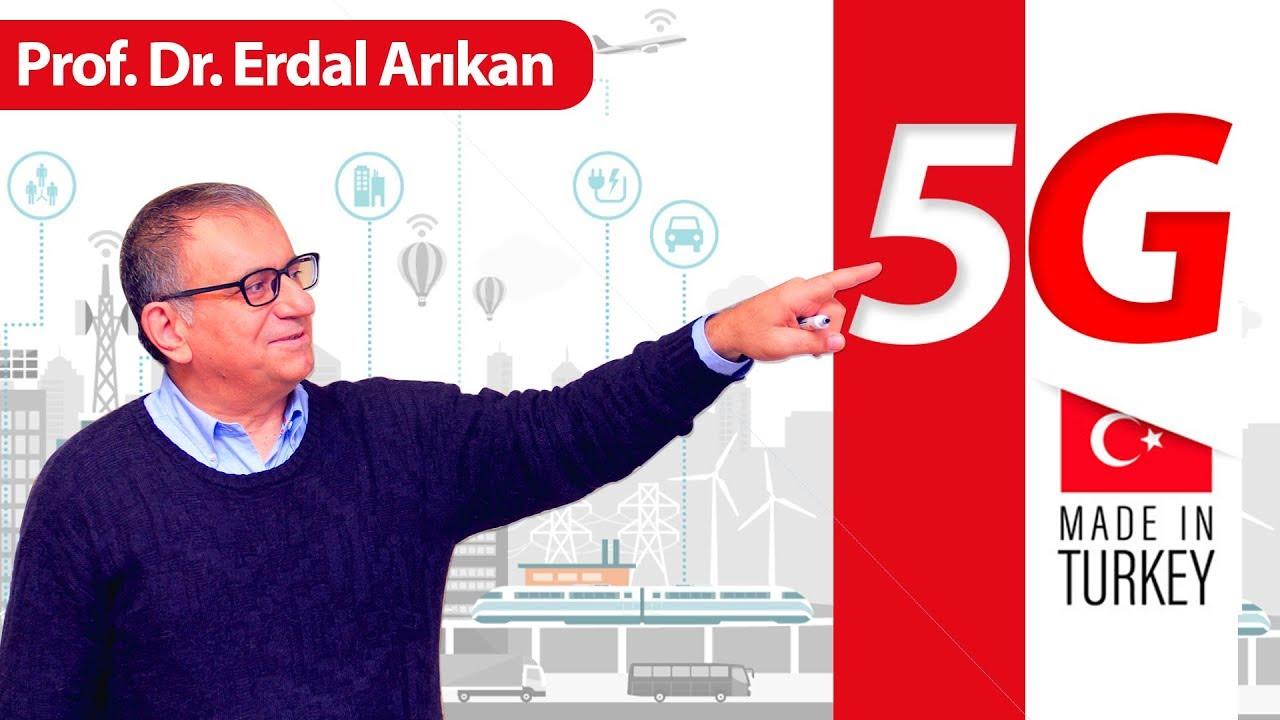 5G Teknolojisinde Devrim Yaratan Türk Prof. Dr. Erdal Arıkan