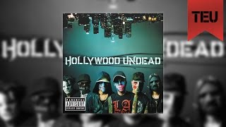 Обложка Hollywood Undead Bottle And A Gun Lyrics Video
