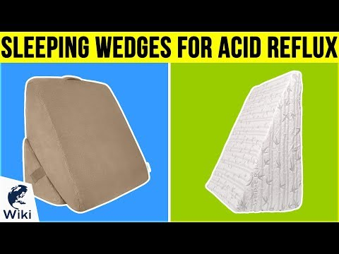 10 Best Sleeping Wedges For Acid Reflux 2019