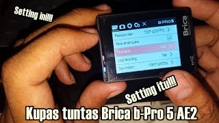 Download Video Kupas tuntas pembahasan settingan Brica B-Pro 5 AE2 MP3 3GP MP4
