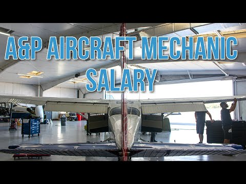 Epic Flight Academy | Average Aircraft Mechanic Salary