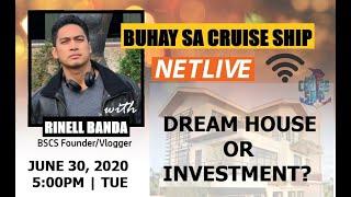 USAPANG PERA (DREAM HOUSE O INVESTMENT?) | Buhay Sa Cruise Ship