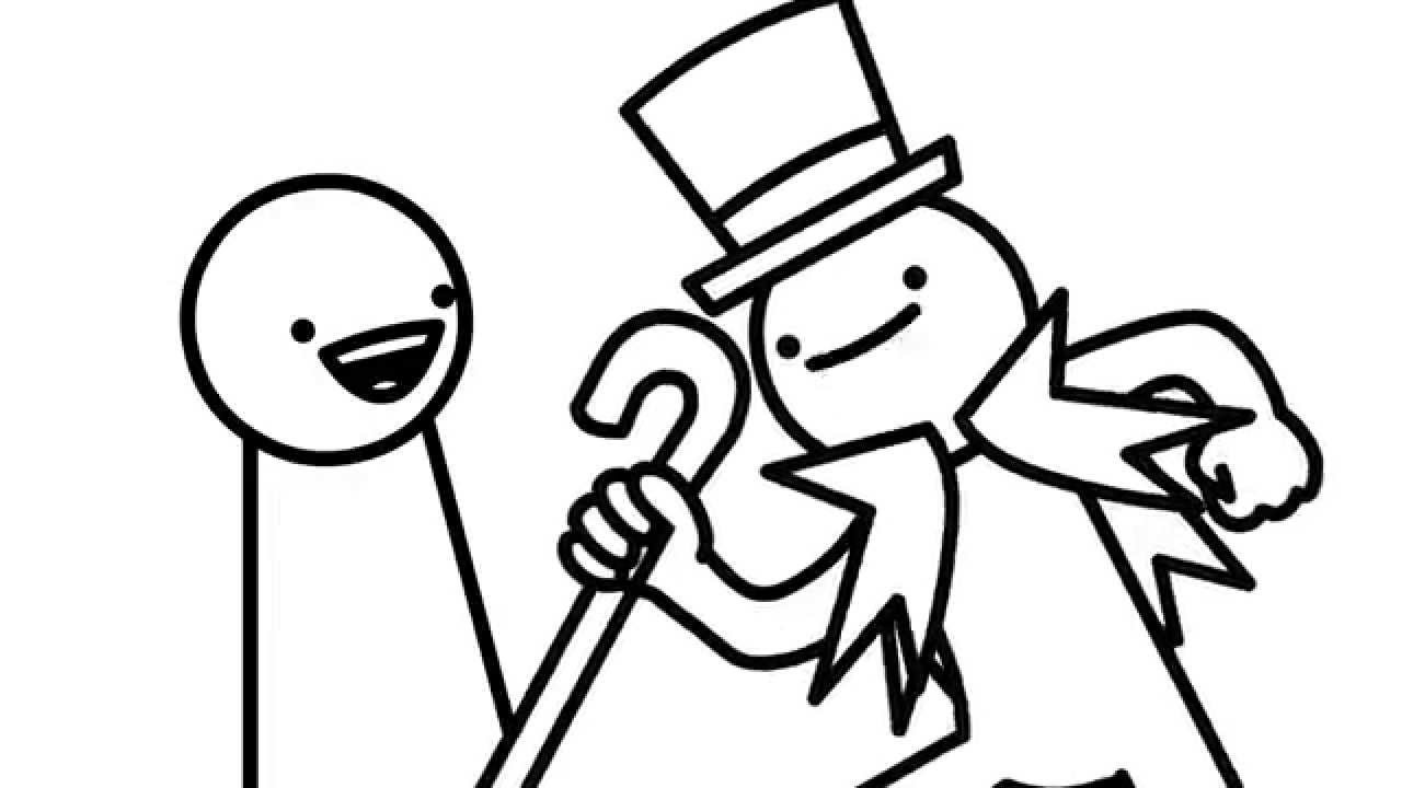 The magic coloring book trick - Would You Like To See A Magic Trick Asdfmovie8