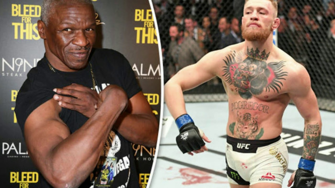 "Floyd Mayweather Sr. Says He Will ""Beat The S**T  Out of"" Conor McGregor"