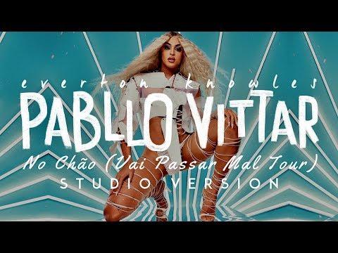 Pabllo Vittar - No Chão Vai Passar Mal Tour Studio