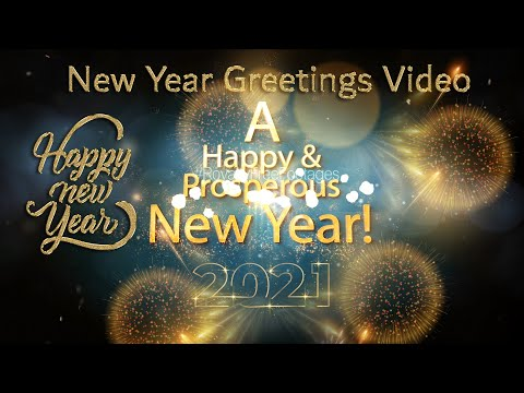 Free happy new year animated images 2020