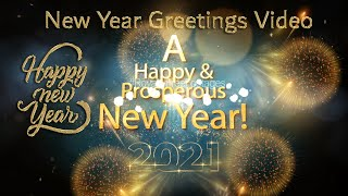 HappyNewYear2020 Greetings Wishes download Whatsapp Status song countdown animation