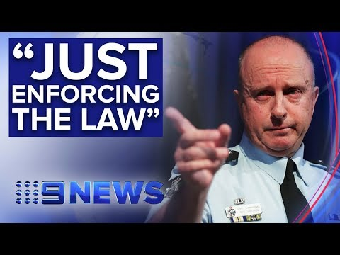Federal Police Defends Media Raids, Journalists Might Be Prosecuted | Nine News Australia