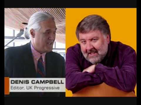 Denis Campbell Part 1: BBC Roy Noble's Christmas Show