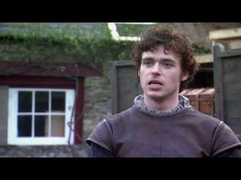 Game Of Thrones: Character Feature  Robb Stark HBO