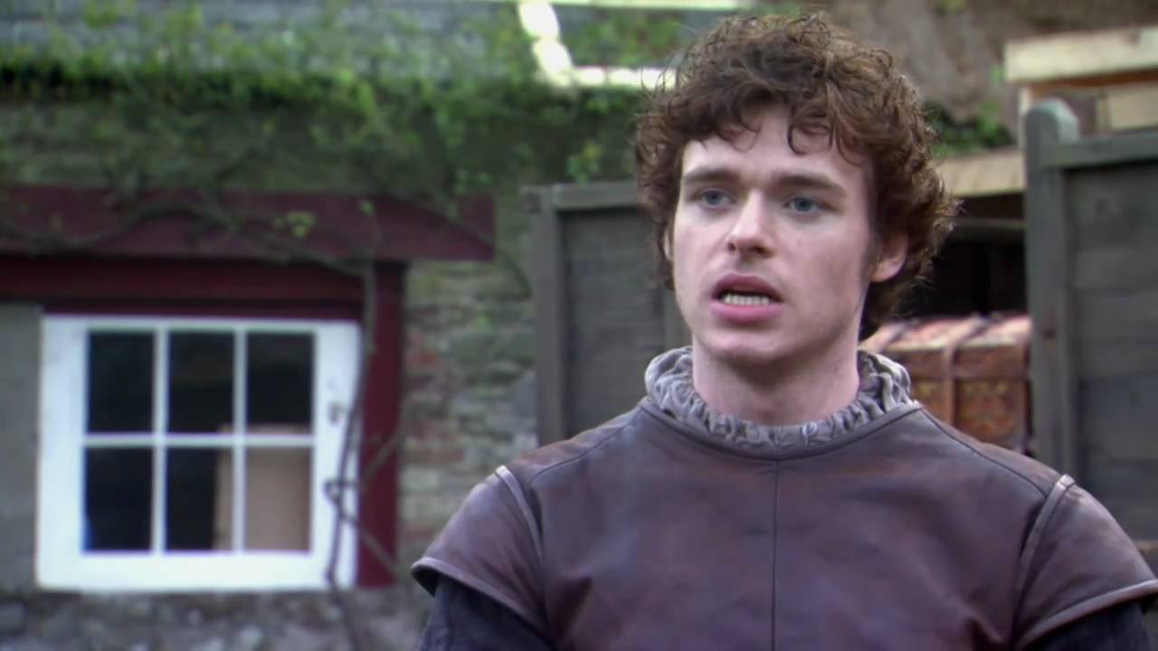 Game Of Thrones: Character Feature - Robb Stark (HBO ...