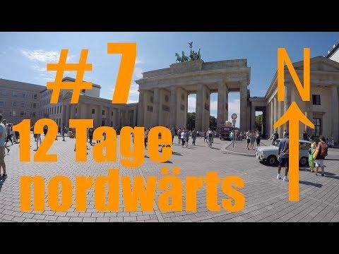 Radreise - 12 Tage nordwärts #7 - von Potsdam nach Berlin und weiter nordwärts