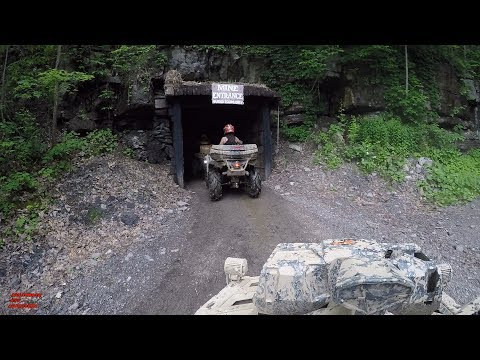 ATV UNDERGROUND ADVENTURE RIDE! MINES AND MEADOWS