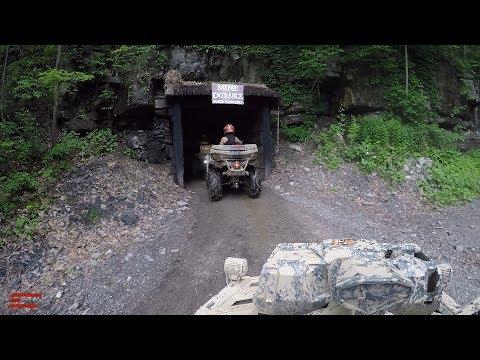ATV UNDERGROUND ADVENTURE RIDE! MINES AND MEADOWS