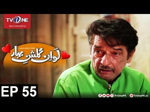 Love In Gulshan E Bihar - Episode 55 - TV One Drama - 5th October 2017