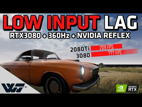 ULTRA LOW INPUT LAG - Measuring how FPS affects system latency - 360Hz Monitor+NVIDIA REFLEX