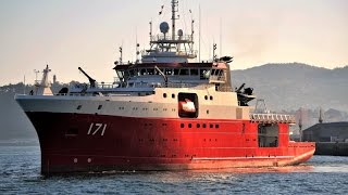 BAP Carrasco: Buque científico de investigación oceanográfica.