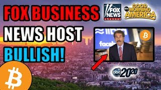 "🔴VIDEO: Fox Business News Host Pro Bitcoin! He Says, ""Government Can't Stop It."""