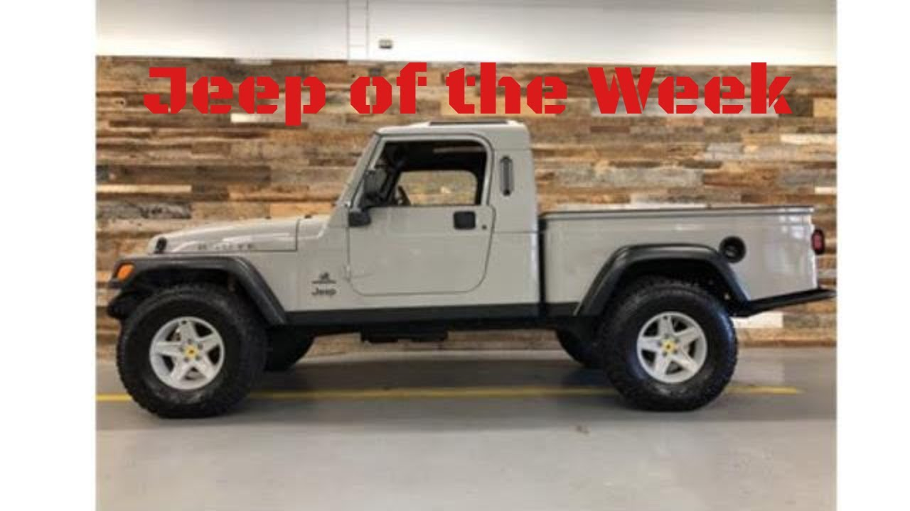 Jeep Gladiator Brute For Sale