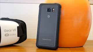 Samsung Galaxy S7 Active Unboxing: Best Rugged Android Phone!