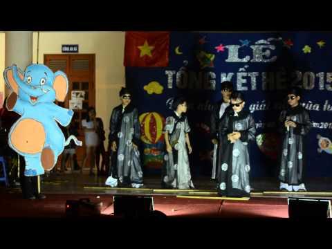 """GIẢI CỨU MÙA HÈ 2015 -kịch """"thầy bói xem voi """""""