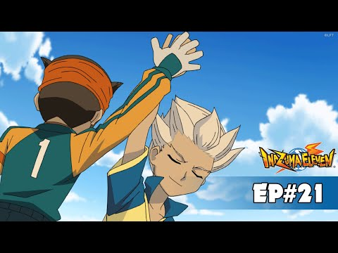 Inazuma Eleven - Episode 21 - THE CLASH WITH KIRKWOOD JR HIGH!