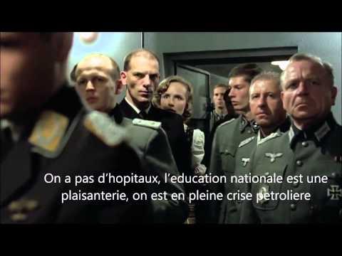 Hitler Apprend que le Gabon Organisera la CAN 2017