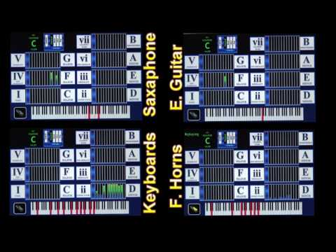 PRODUCTION Example: Chordboard STAC SOUNDS, 70TH © 2009