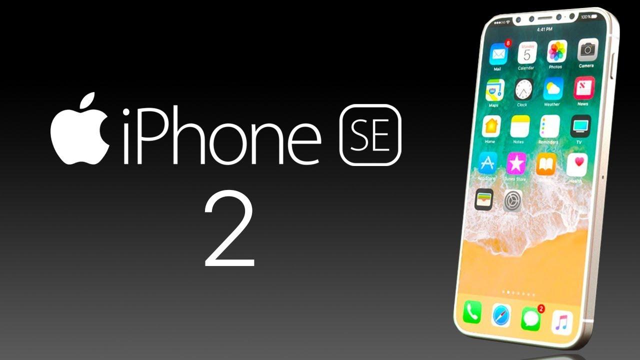 IPhone SE 2 (2018) Rumeurs