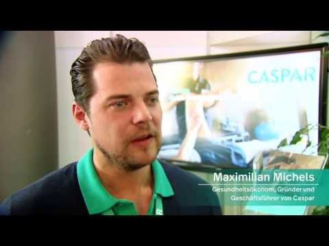 Caspar-Health | Messe TheraPro 2017 | Stuttgart