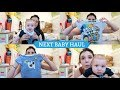 BABY BOY CLOTHING HAUL | Next