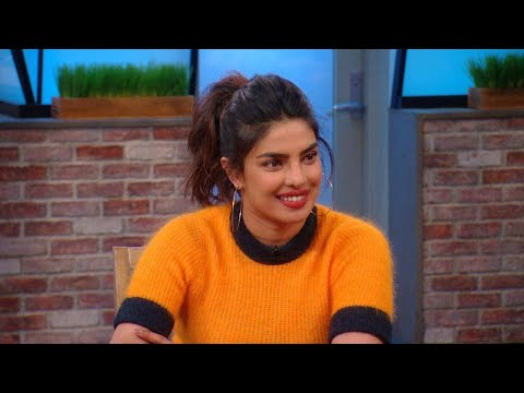 Priyanka Chopra Tells Rachael Exactly Where She Should Go on Her Dream Trip to Her Native India